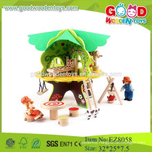 pretend play house toys wooden house toys educational house toys