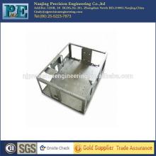 Estampage des pièces en alliage d'acier, fabrication de tôle, pièces de fabrication de soudure