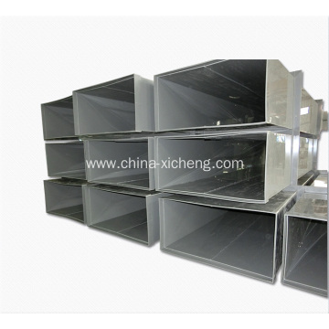 Pp Rectangular pipe ventilation system