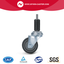 Runder Expander Swivel TPE Institutional Caster
