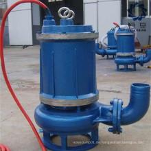 Einfache Bedienung der Schmutzwasser-Saugpumpe