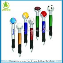 Novo estilo caneta de plástico de tênis para crianças