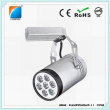 7W High Power High Quality IP44 Aluminium LED Track Light