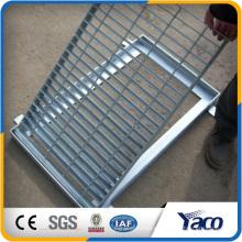 la entrada de alta calidad del acero inoxidable resistente conduce la rejilla, dren del piso