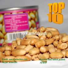 Delicioso preço de amendoim torrado e salgado