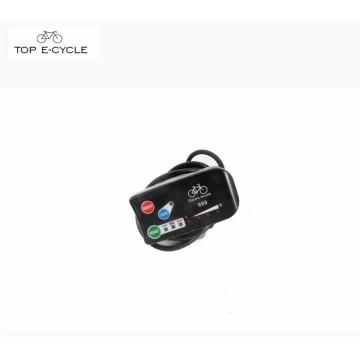 2017 Transparent popular electric bike LED display