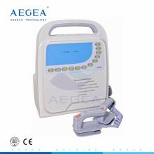AG-DE001A CE Zweiphasige tragbare Erste-Hilfe-Medizin verwendet externen monophasischen aed Defibrillator Umsatz