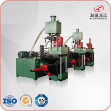 Ecohydraulic Cast Iron Metal Chips Briquette Machine