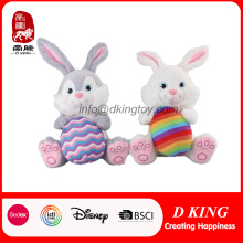 Easter Bunny Decoration Gift Soft Stuffed Animal Plush Toy