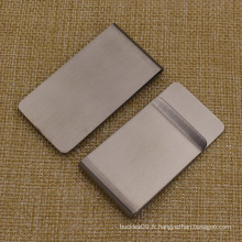 Hot Sale Fashion Custom Metal Blank Money Clip