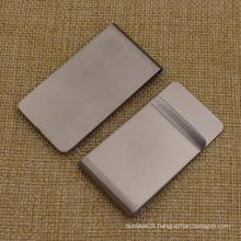 Hot Sale Fashion Custom Metal Blank Money Clip