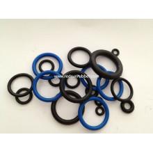 O-ring de borracha plana impermeável