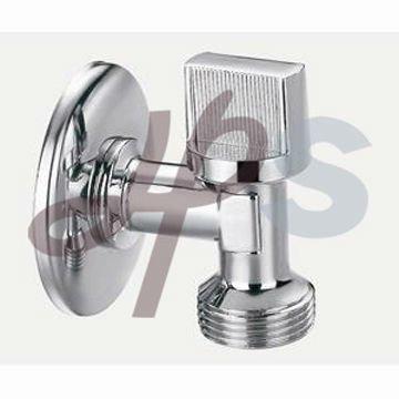 forged brass angle valve