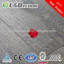 Suelo impermeable del tablón del vinilo del PVC de LVT LVP del 100%
