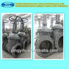 GOST Z41H-16C клинообразный металлический затвор DN100