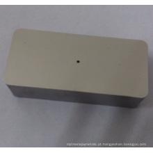 Carboneto de tungstênio para placa quadrada em branco com furo no centro