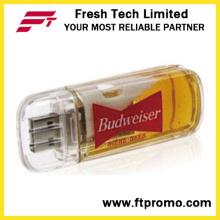 Estilo líquido USB Flash Drive (D166)