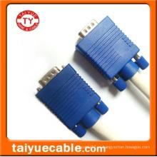 Мужской к мужчине Кабель VGA / компьютерный кабель LAN Компьютер Кабель питания