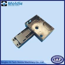 Peças de fundição em alumínio na fabricação de moldes