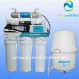 household 6 stage UV sterilizer reverse osmosis system / ro water filter / ro water purifier