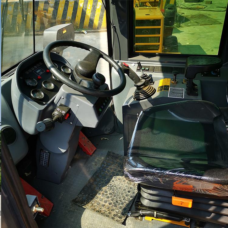 wheel loader 6ton