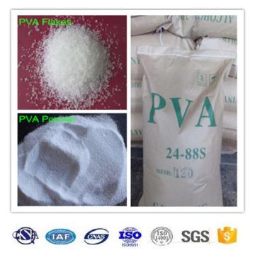 Stable high quality polyvinyl alcohol PVA 1788, PVA2488, 0588