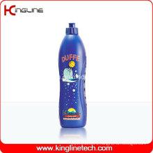 Plastic Sport Water Bottle, Plastic Sport Bottle, 700ml Sports Water Bottle (KL-6744)