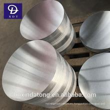 Círculo de aluminio 1050 para sartén
