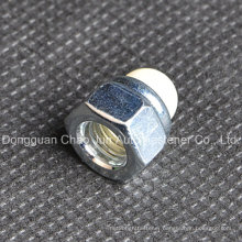 Carbon Steel Hex Nylon Cap Domed Nut
