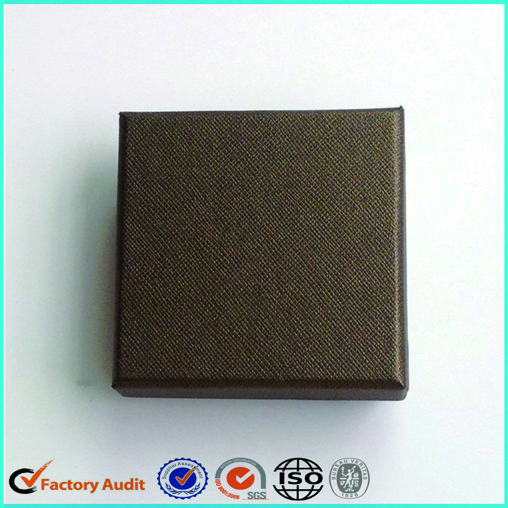 Luxury Wholesale Custom Cardboard Earring Gift Jewelry Box
