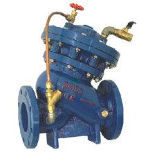 Vanne à flotteur hydraulique (à télécommande) (GF745X)