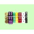 Colored Plastic dice