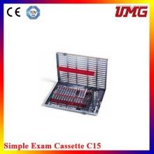 Esterilizador Odontológico de Aço Inoxidável Cassette / Dental Product