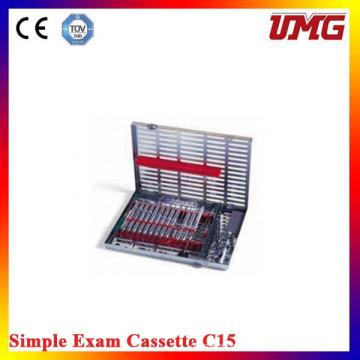 Esterilizador Odontológico Inoxidável Cassette C15