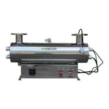 Esterilizador de agua UV de acero inoxidable Chunke para la desinfección del agua