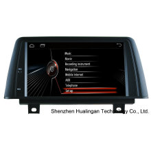 Coche DVD de la pantalla táctil con el GPS para BMW 1 F20 / 2 F22 / F23 con 800 * 480 pantalla táctil DVD GPS Radio Bluetooth Teléfono TV MP5 SD USB