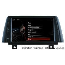 Автомобильный DVD-плеер с GPS для BMW 1 F20 / 2 F22 / F23 с сенсорным экраном 800 * 480 DVD GPS-навигатор Bluetooth-телефон TV MP5 SD USB