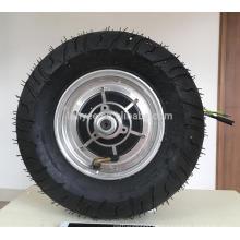 Motor eléctrico 48v 1000w del eje de 12 pulgadas para el diseño del coche del viaje de la arena