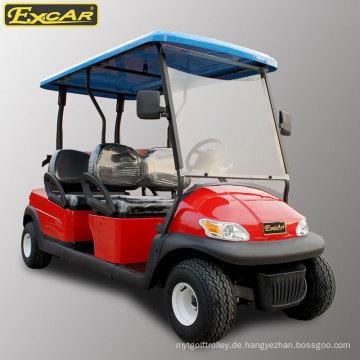 Ce bescheinigt 4 Sitz-elektrischer Golf-Buggy