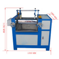 7 inch solid silicone rubber mixing machine