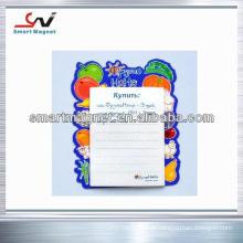 Papel de cobre personalizado ímã de refrigerante barato promocional