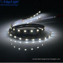 High Lumen brightness 12V outdoor led strip light 2835 bulbs white light advertising solution luces de navidad led