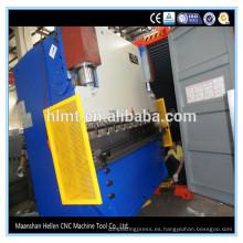 Cnc amada hidráulica dobladora prensas freno máquina dobladora