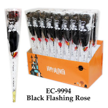 Funny Black Flashing Rose Toy