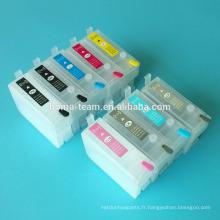 P600 T7601-T7609 cartouche d'encre en vrac avec des puces d'ARC pour Epson sc-p600 couleur imprimante à jet d'encre
