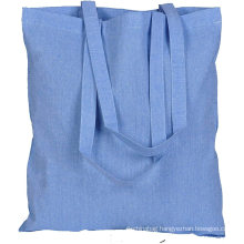 OEM / ODM Design Personalized Cotton Canvas Tote Bag Lightweight Medium Reusable Economical Grocery Tote Bag