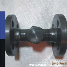 Термодинамический Тип А105&А 216 WCB Ss304 Нержавеющей Стали/Нержавеющей Стали Ss316 Отделка Фланцевый Конденсатоотводчик