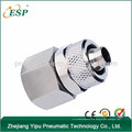 zhejiang esp two touch rpcf quick release couplings