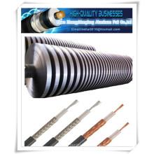 Алюминиевая майларовая лента для гибкого воздуховода и кабеля