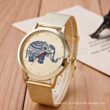2015 mulheres do relógio de Gets.com, relógio de forma 2015 para mulheres, elefante